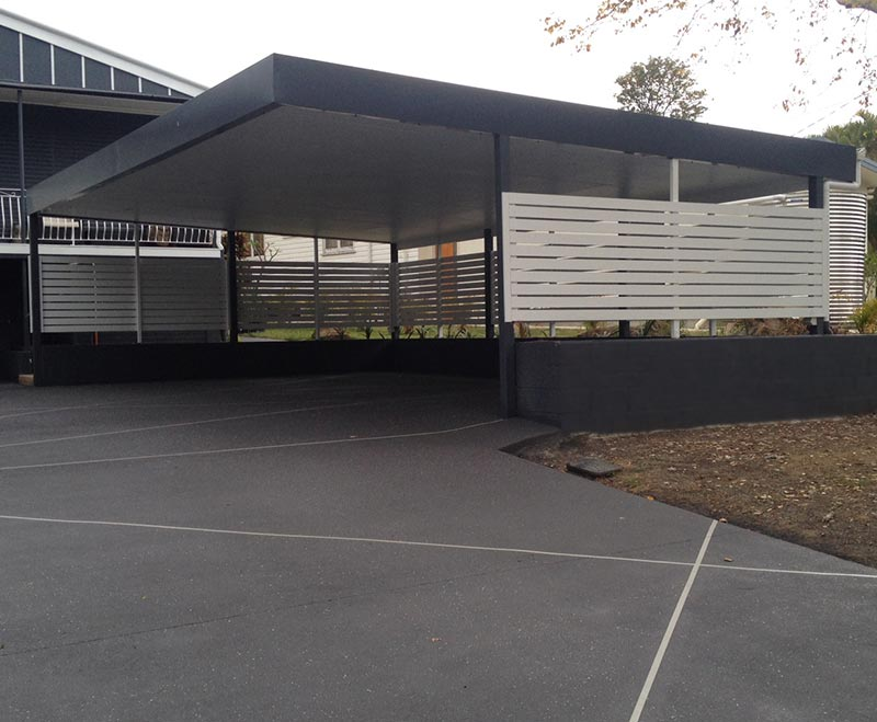 Modern to federation style: Mr Carports can design and build any type of carport for you