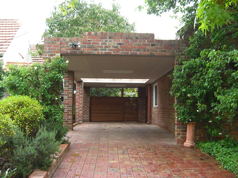 Brick, timber, metal or cladding: the choice of carport is yours with Mr Carports