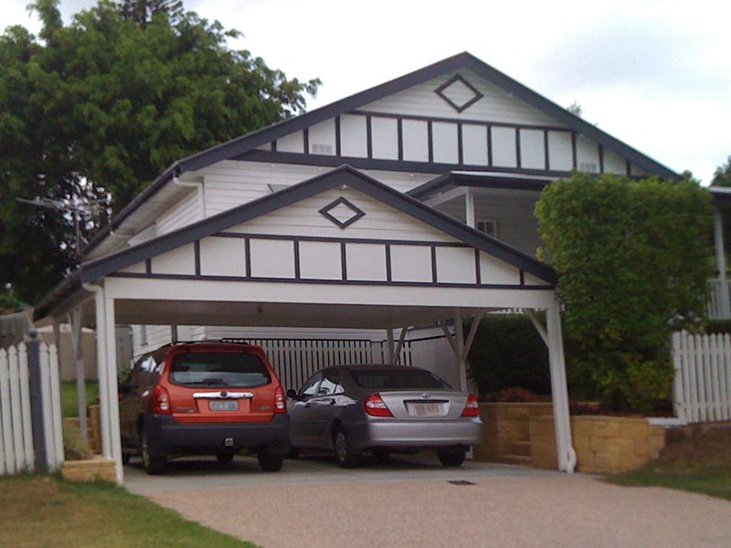 Protect your prized vehicles from the Brisbane elements with a Mr Carports carport