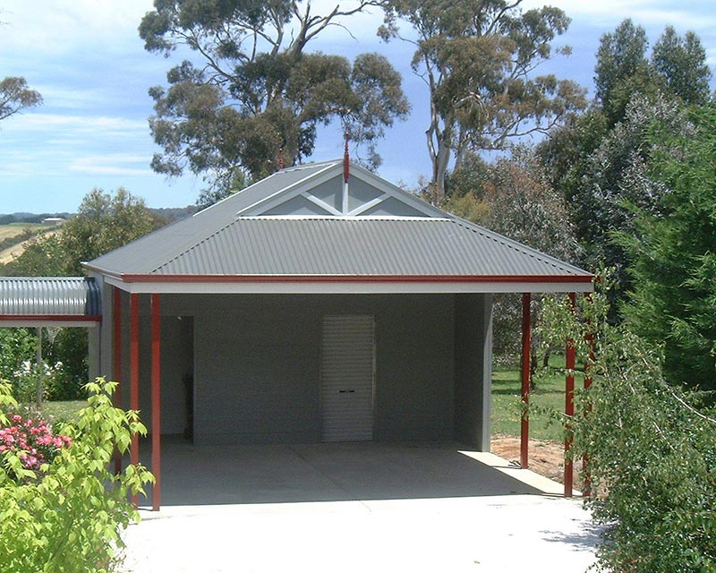 With its hot summers and cold frosty winters, Adelaide is an ideal place for a Mr Carports carport