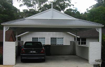 With some out of the box thinking, clever design and quality building work, your Brisbane carport can be something special.