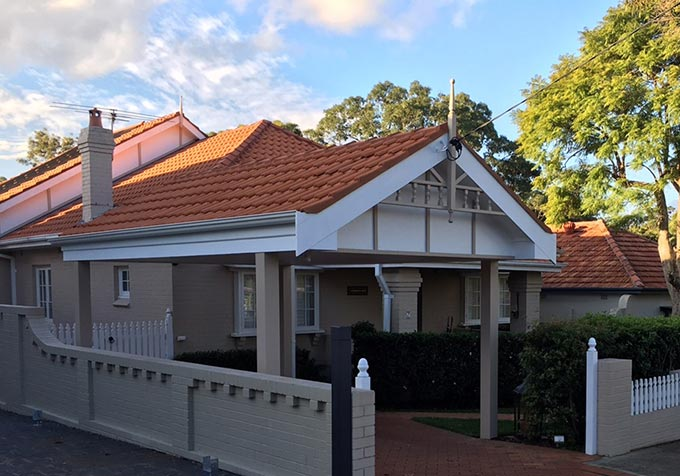Sydney Tiled Roof Carport