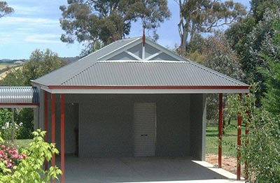 A stylish new Adelaide carport can be yours, even if you live in a bushfire prone area.