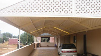 A Sydney carport that's perfect for you is possible with Mr Carports