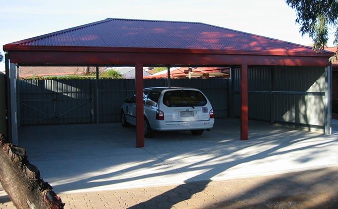 Melbourne Carport Likes It Hot Mr Carports