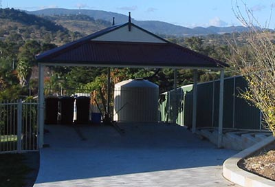 Add Style To Your Canberra Carport With A Dutch Gable Roof Mr Carports
